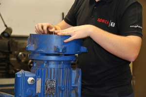 Hands on Speck pump for repair
