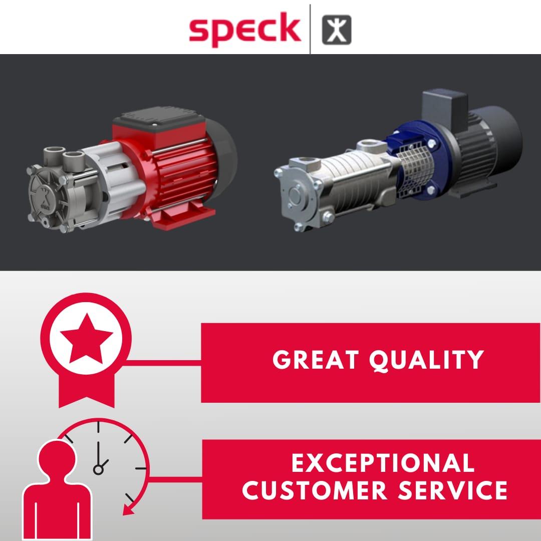 speck pumps uk
